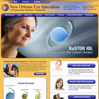 New Orleans Eye Specialists.